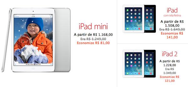 iPads na Apple