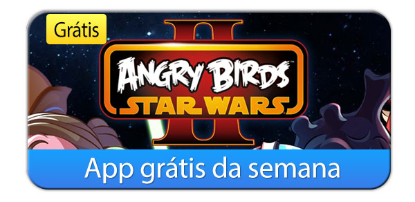 Photo of [app grátis] Angry Birds Star Wars II é o aplicativo gratuito da semana