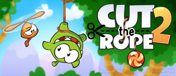 Photo of Baixe de graça o jogo Cut the Rope 2 no seu iPhone, iPod ou iPad