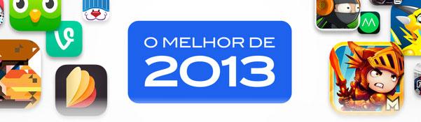 O Melhor de 2013