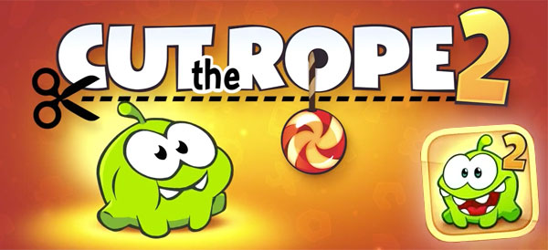 Photo of Primeiras cenas do jogo Cut the Rope 2, antes do lançamento