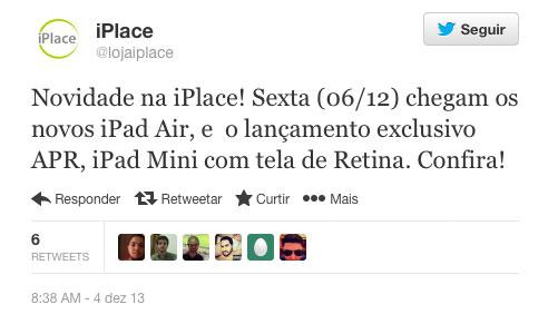 iPad DE Retina