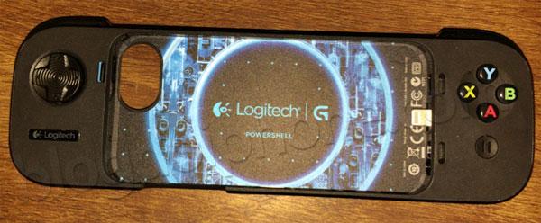 Logitech PowerShell Game Controller