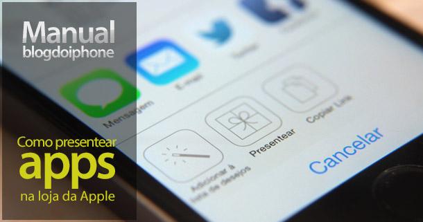 Photo of Como dar um aplicativo, livro ou música de presente para quem tem iPhone, iPod ou iPad