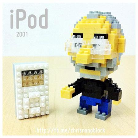 Steve Jobs em Lego