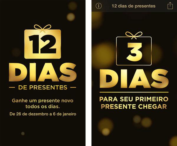 12 dias app