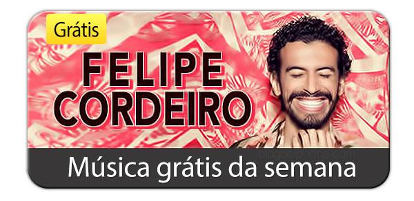 Photo of [música grátis] É de Felipe Cordeiro o Single da Semana escolhido pela Apple
