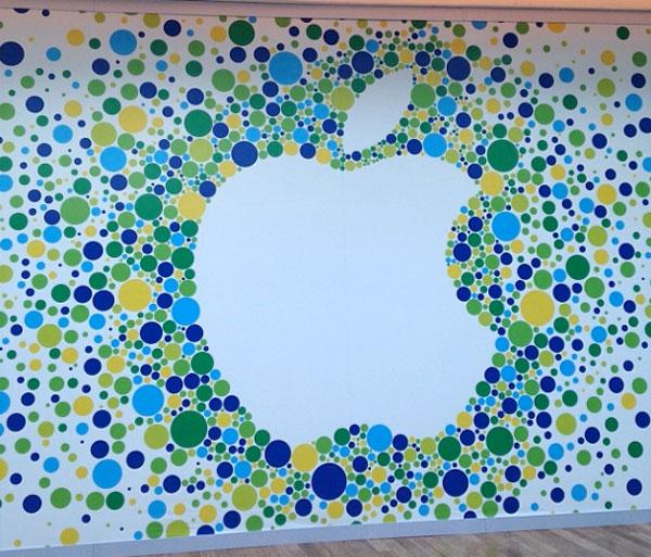 Fachada Apple Store Rio
