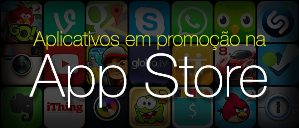 Photo of Lista com aplicativos de iPhone, iPod e iPad gratuitos hoje