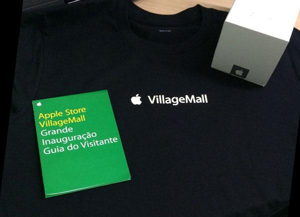 Photo of E já tem gente revendendo a camiseta da Apple Store do Rio por até R$500
