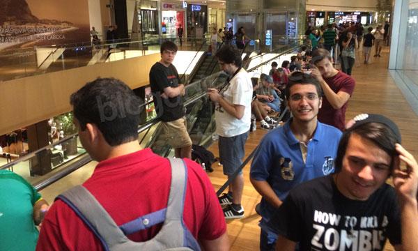 Fila Apple Store Rio