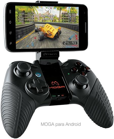 MOGA para Android