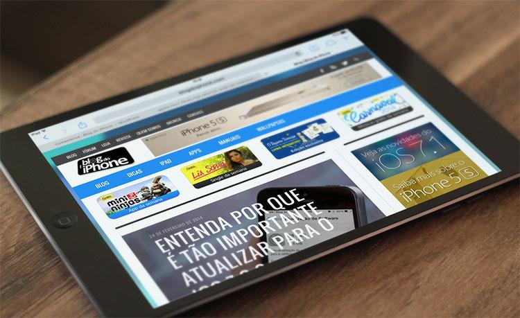 Photo of Bem-vindo ao novo layout do Blog do iPhone