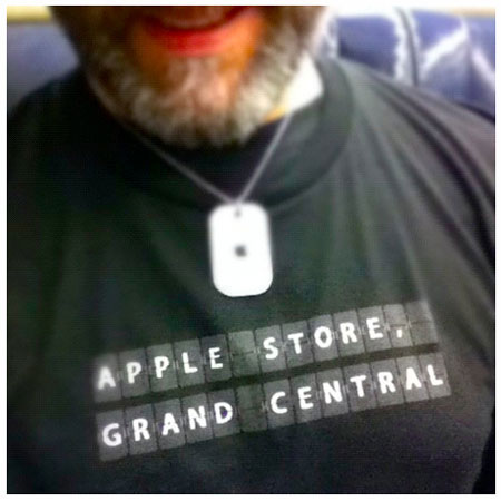 Camisa Grand Central