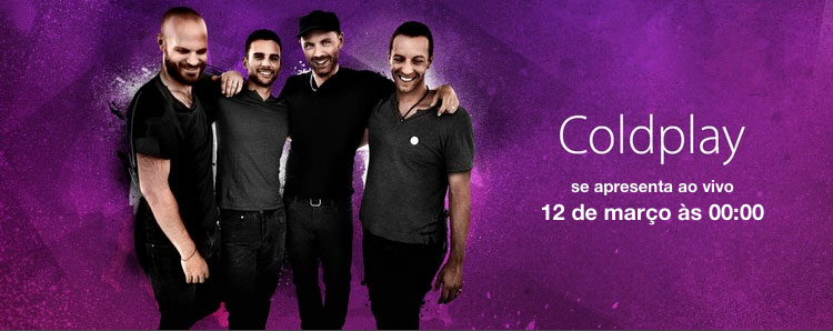 iTunes Festival Coldplay