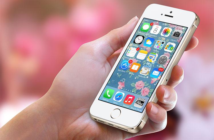 Photo of Dê um toque feminino no seu iPhone ou iPad com esses wallpapers