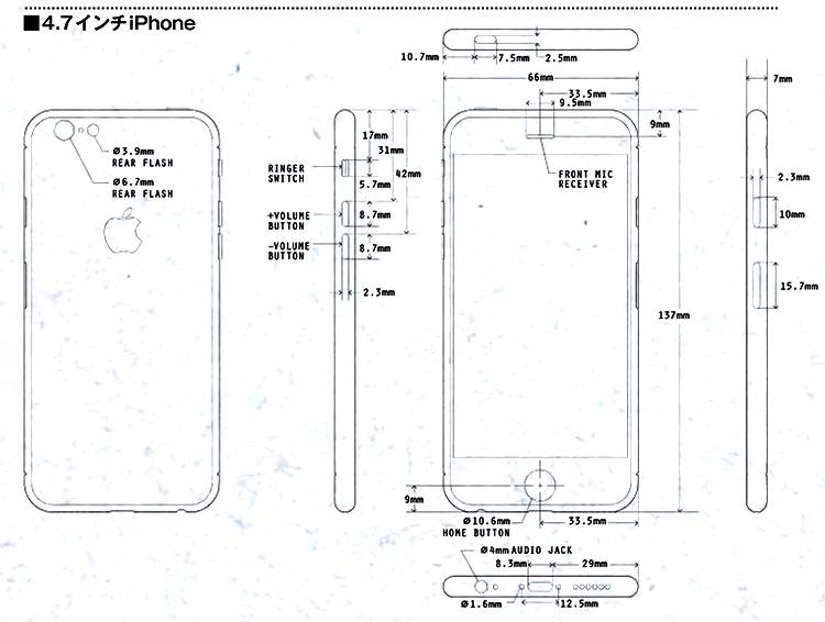 "Projeto iPhone ""6"""