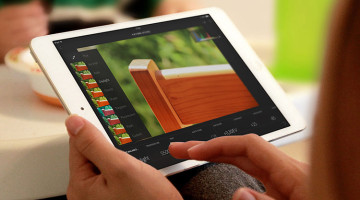 Adobe Lightroom para iPad