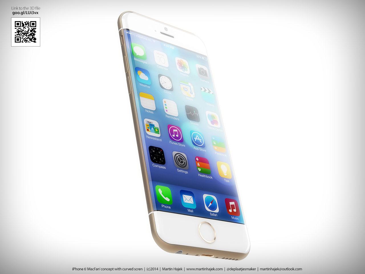 Conceito iPhone 6