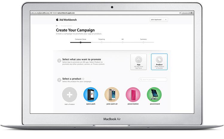 Photo of Apple agora permite que qualquer um crie anúncios na rede iAd