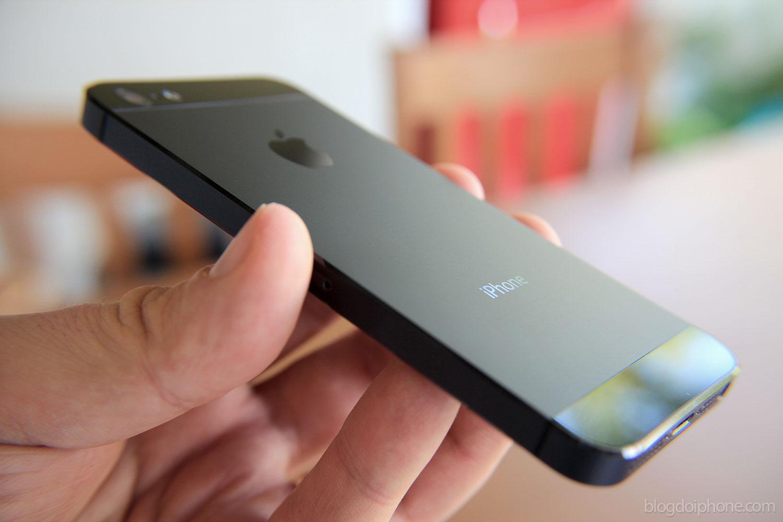 Photo of Apple fará recall de alguns iPhones 5 com problema no botão superior