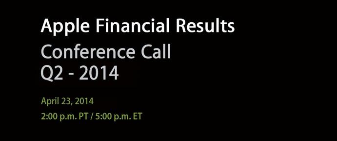 Resultados Fiscais Q2 2014