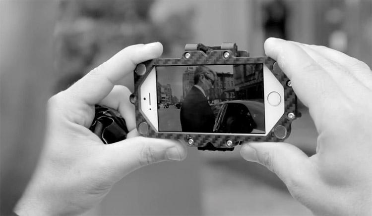 Photo of Um comercial todo filmado com o iPhone. E editado em um iPad. Dentro de um carro.