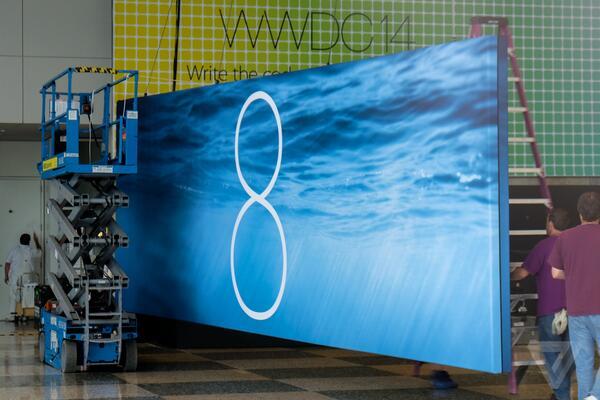 Banner iOS 8 WWDC