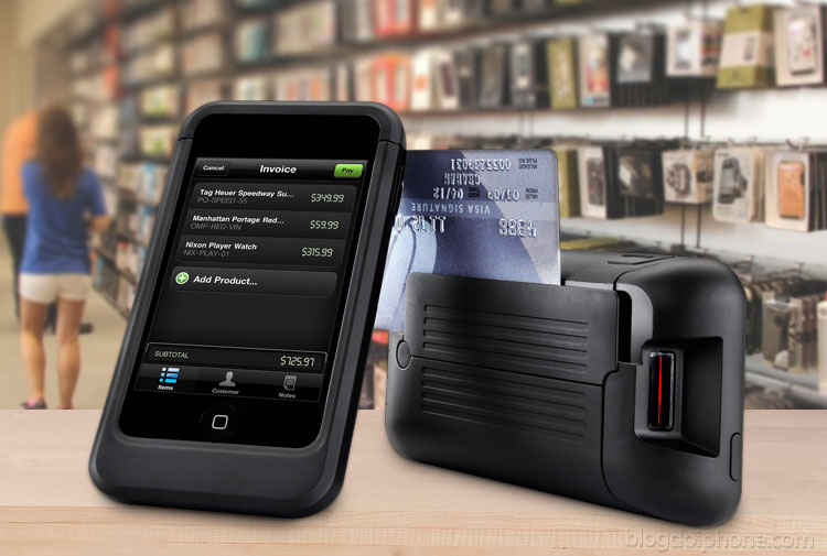 Photo of Apple vai começar a usar iPhones 5s como máquina de pagamento em suas lojas