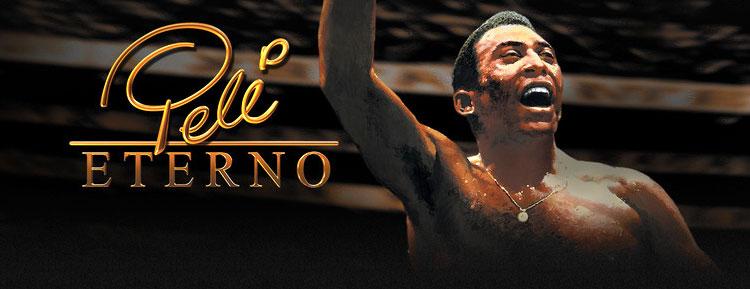 Photo of Pelé fará promoção de seu novo filme na Apple Store do Rio, dia 15 de maio