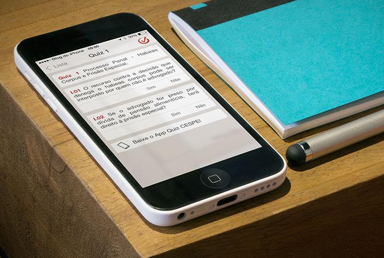 Photo of Aplicativos ajudam estudantes e profissionais de direito a ficarem atualizados