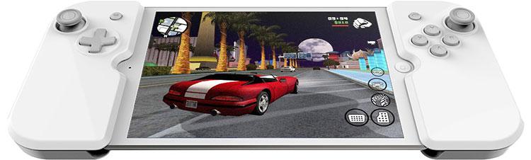 Photo of Gamevice, um controle de jogos para iPad mini