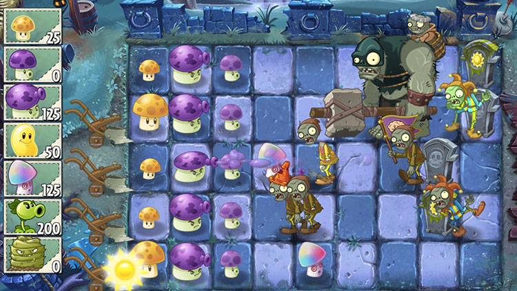 Plants vs. Zombies Dark Ages