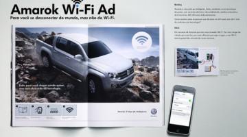 Amarok Wifi Ad