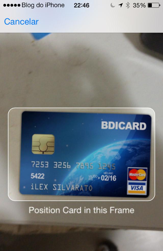 BDI Card