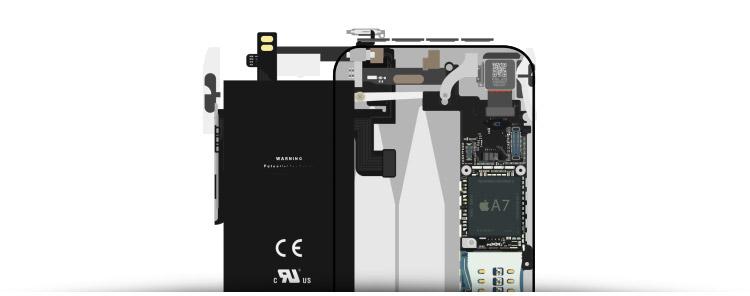 Photo of [curiosidade] Animação mostra um iPhone sendo montado peça por peça