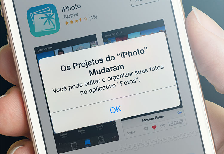 iPhoto no iOS 8