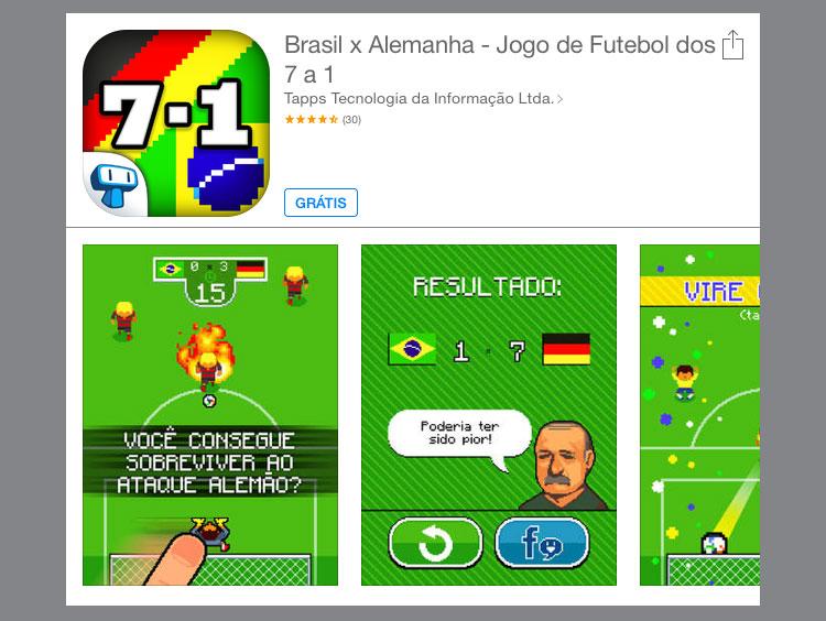 Photo of Aplicativo faz humor com derrota da Seleção para a Alemanha