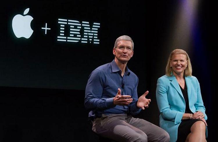 Photo of Apple e IBM anunciam acordo histórico em prol do uso do iOS em empresas