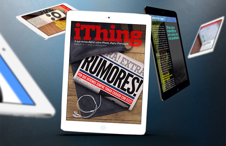 Revista iThing - Rumores