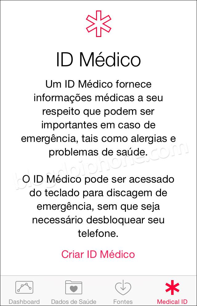 ID Médico