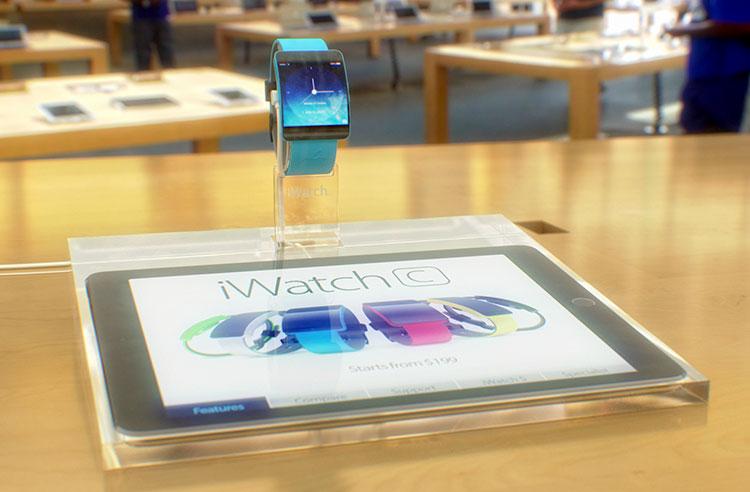 Apple contrata executivo especializado em relógios de luxo