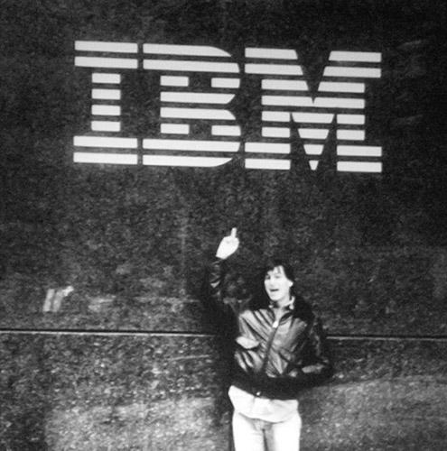 Jobs x IBM