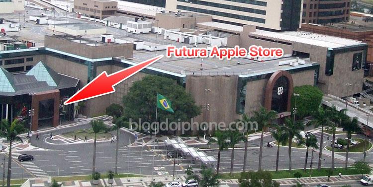 Apple Store Morumbi Shopping