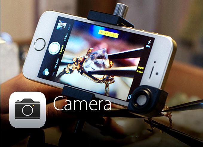 Câmera do iOS