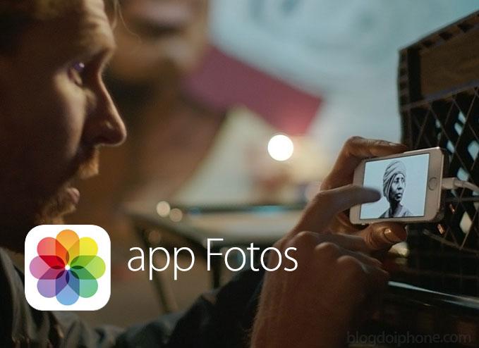Aplicativo Fotos