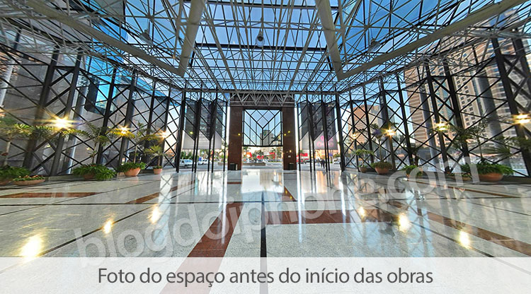 Espaço Atrium - Apple Store Morumbi