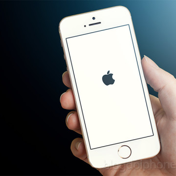 iPhone reinicio