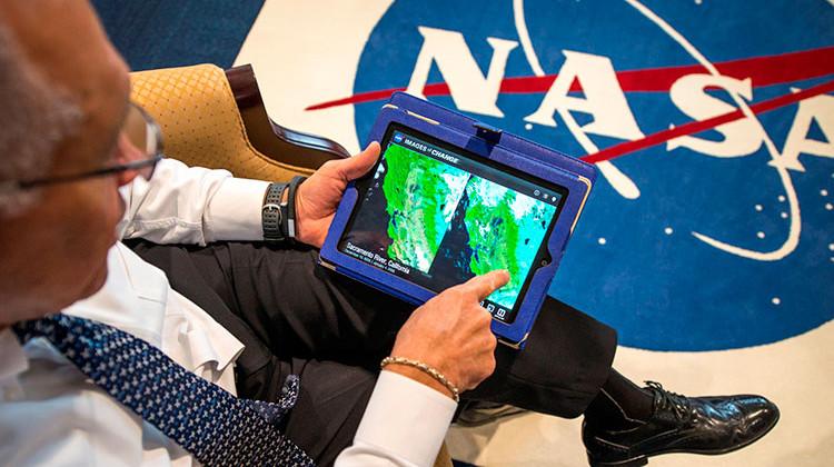 NASA - iPad