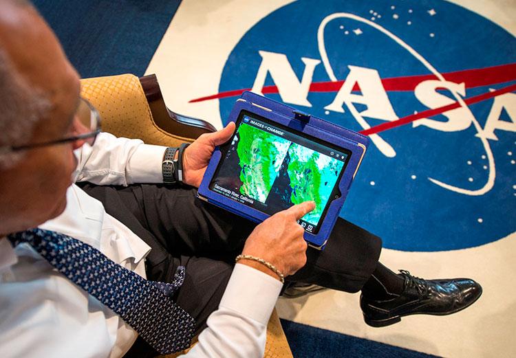 Photo of iPad ganha aprovação da NASA para ser usado em viagens espaciais